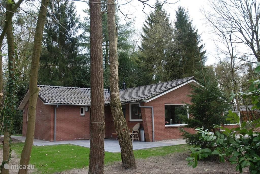Vakantiehuis Nederland, Gelderland – bungalow De IJsvogel