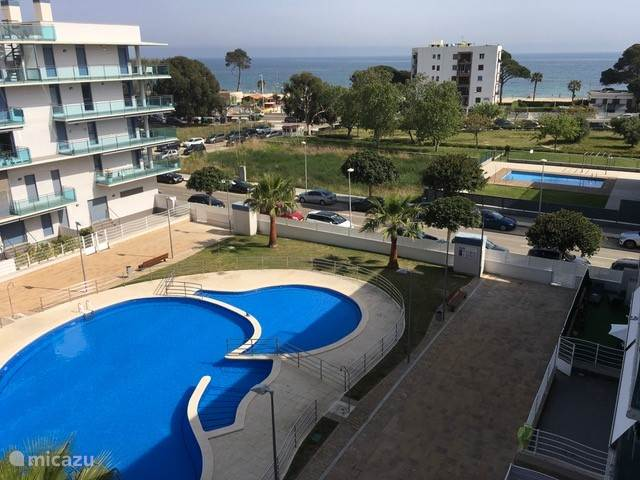 Vakantiehuis Spanje, Costa Dorada, Cambrils - penthouse Augusta