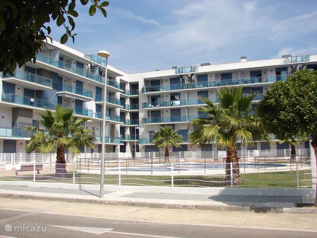 Vakantiehuis Spanje, Costa Dorada, Cambrils Penthouse Augusta
