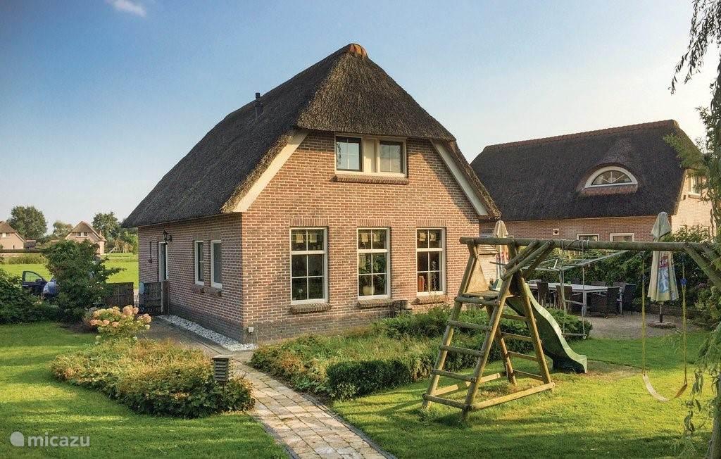 Ferienwohnung Niederlande, Drenthe – villa Villa mit Sauna und Jacuzzi