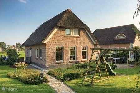 Vakantiehuis Nederland, Drenthe, Drijber - villa Villa met sauna en bubbelbad