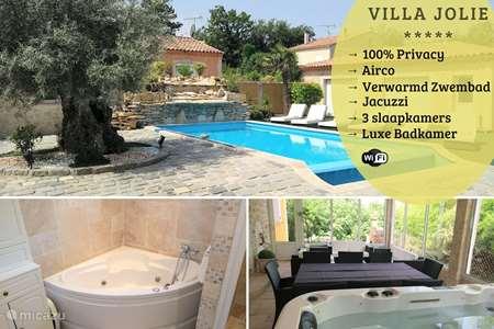 Vakantiehuis Frankrijk, Var, Saint-Maximin-la-Sainte-Baume villa Villa Jolie