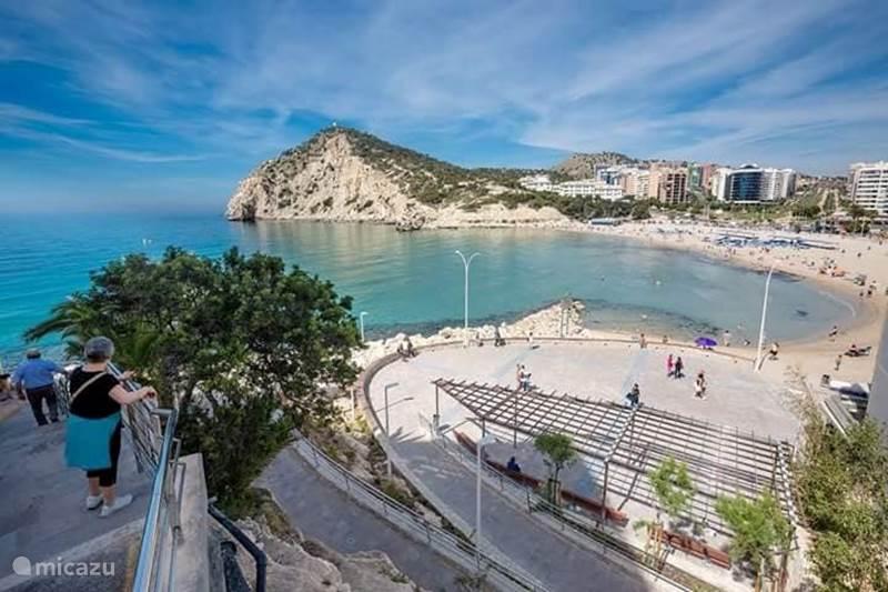 Vakantiehuis Spanje, Costa Blanca, Villajoyosa Appartement La Cala Finestrat : Agua Viva