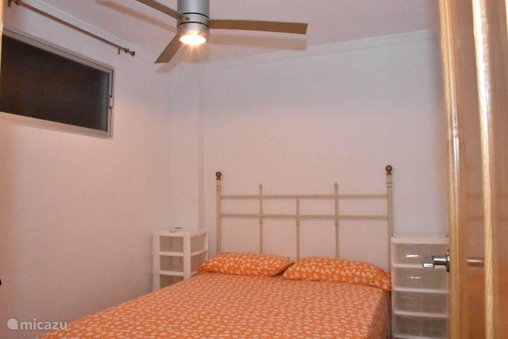 Klein slaapkamer