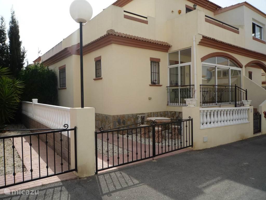 Vakantiehuis Spanje, Costa Blanca, Torrevieja bungalow Gezellig huisje te Torrevieja