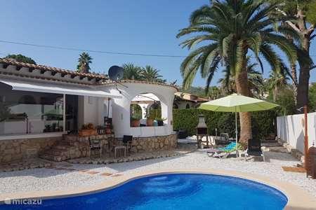 Vakantiehuis Spanje, Costa Blanca, Benissa villa Villa Luna