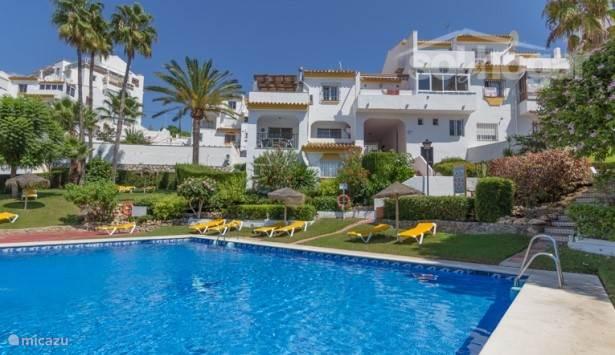 Vacation rental Spain, Costa del Sol, Benalmádena Costa apartment Casa El Oasis