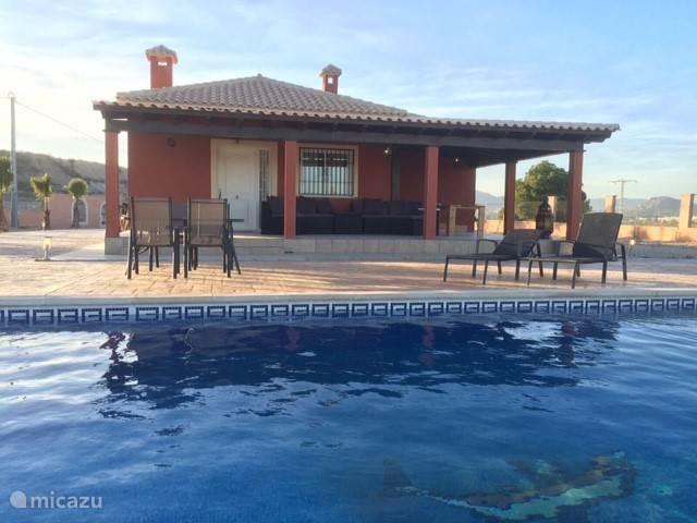 Vakantiehuis Spanje, Costa Blanca, Aspe villa Marion's Villa