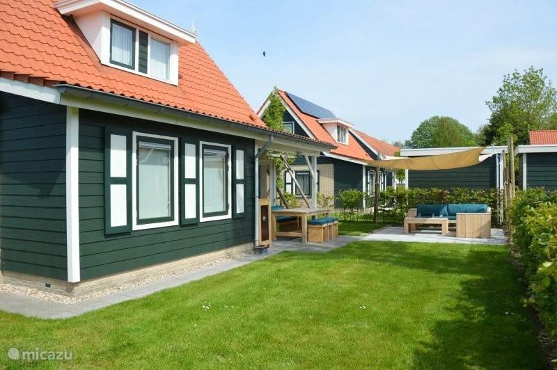 Ferienwohnung Angebot Niederlande, Zeeland, Zonnemaire – bungalow Lille Huset