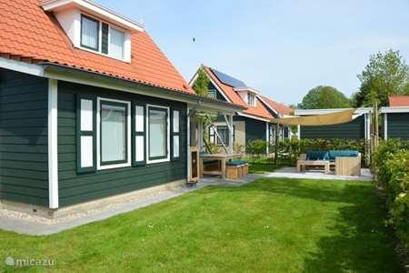 Vakantiehuis Nederland, Zeeland, Brouwershaven - bungalow Lille Huset