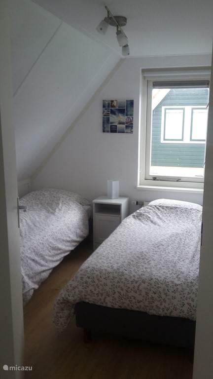 kleine slaapkamer 2 personen