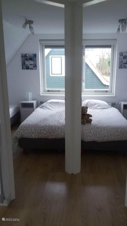 2 kleine slaapkamers