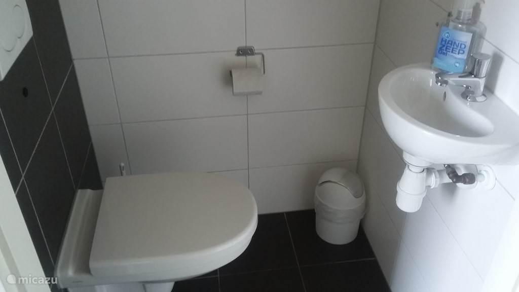 wc benedenverdieping