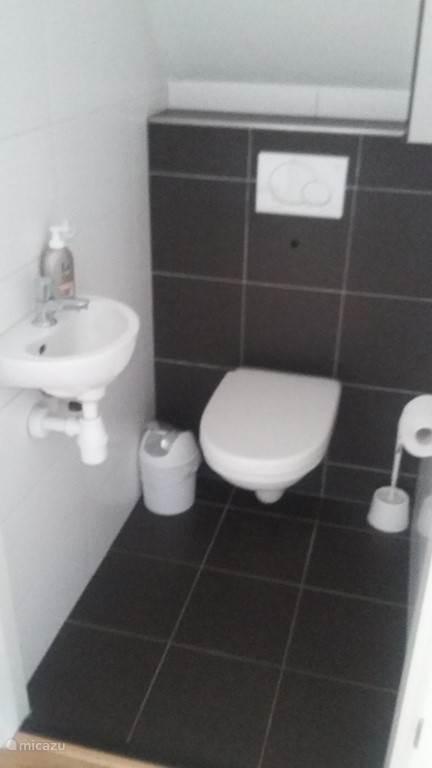 separaat toilet bovenverdieping