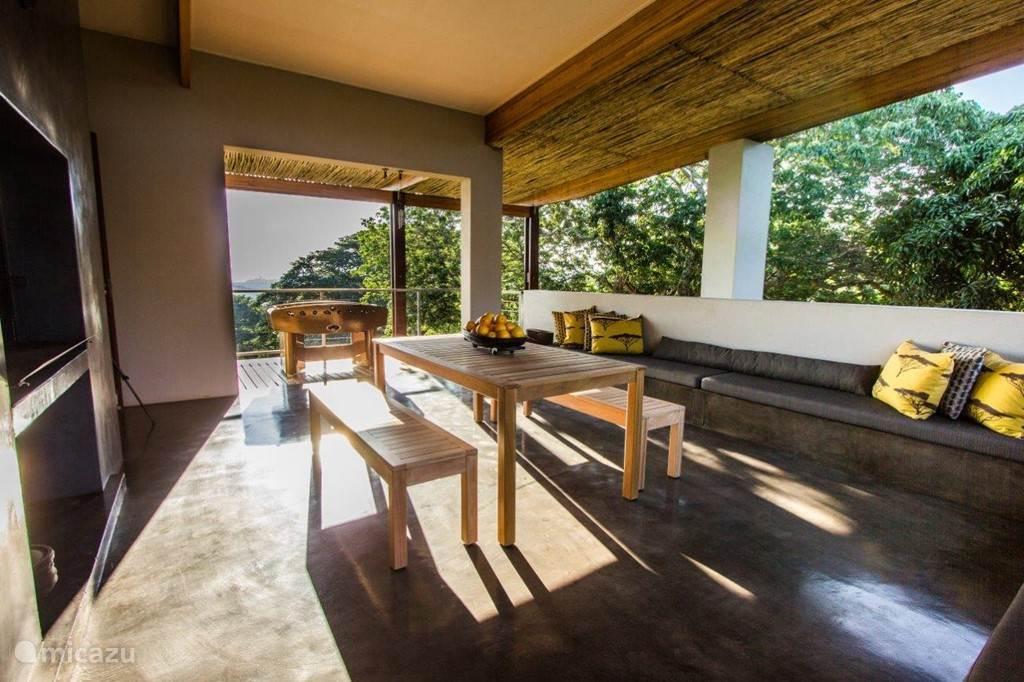 Ongoye View Residence - Mtunzini Lounge area