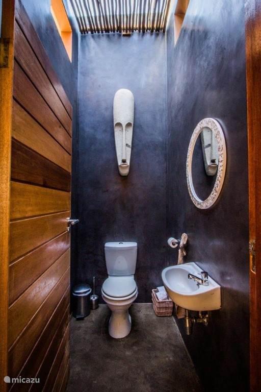 Ongoye View Residence - Mtunzini Toilet