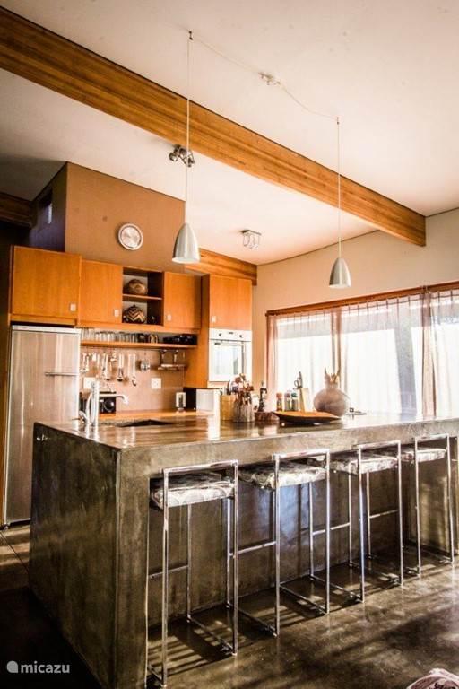 Ongoye View Residence - Mtunzini Keuken