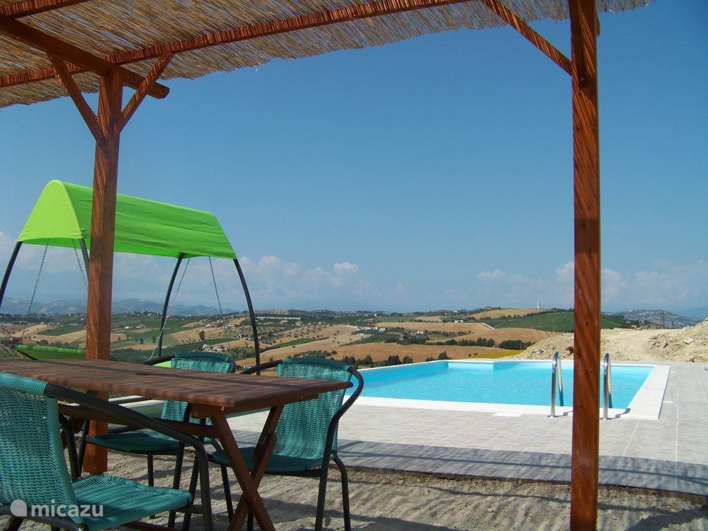 Vacation rental Italy, Abruzzo, Cologna Paese - apartment Casa Cologna (apartment Piceno)