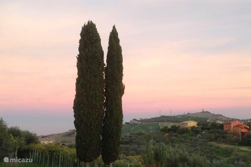 Vakantiehuis Italië, Abruzzen, Cologna Paese Appartement Casa Cologna (app. Ascoli Piceno)