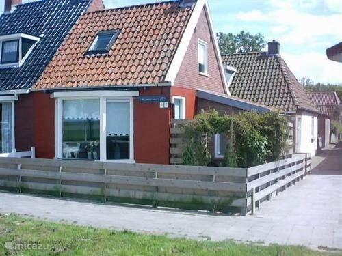 Vakantiehuis Nederland, Friesland, Holwerd - vakantiehuis Vissershuske Holwerd