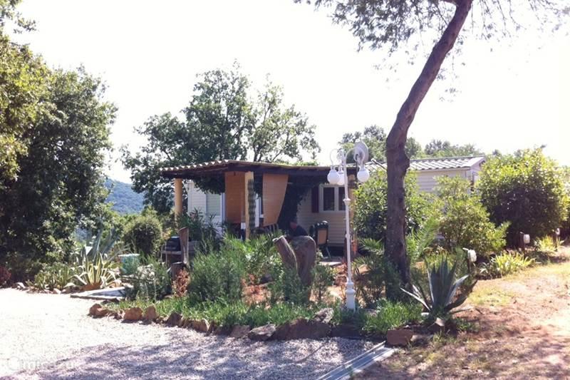 Vakantiehuis Frankrijk, Côte d´Azur, La Garde-Freinet Stacaravan Mobilhome Côte d'Azur bij St Tropez