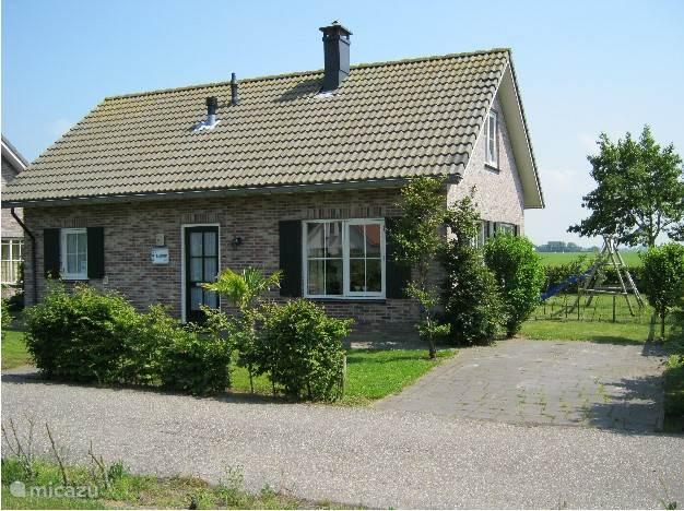 Vakantiehuis Nederland, Friesland, Tzummarum - bungalow Panorama