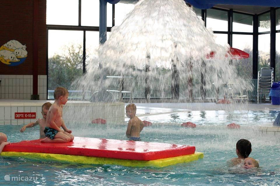 subtropisch zwembad Bloemketerp in Franeker