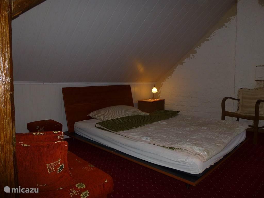 Slaapkamer 3 helemaal boven
