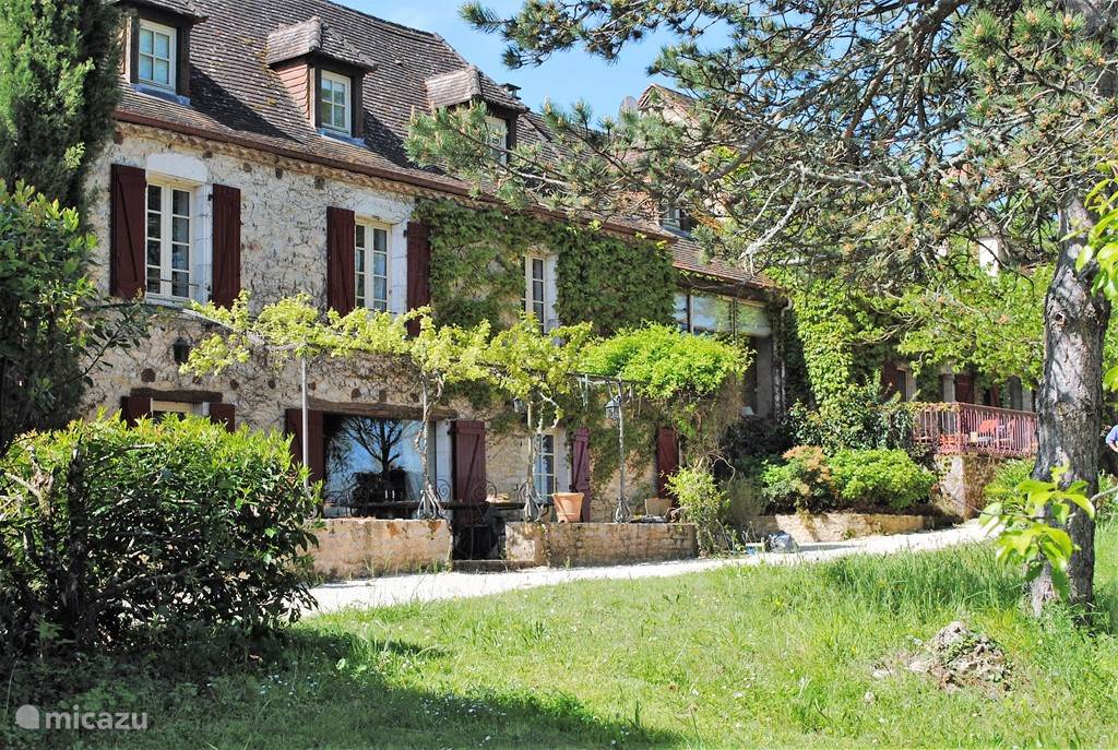 Vacation rental France, Dordogne, And Payrac Quercy - villa Morgane