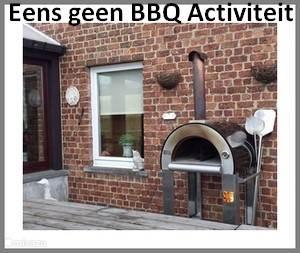 Houtgestookte Pizza Oven gehuurd ....