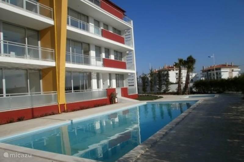 Vakantiehuis Portugal, Costa de Prata, São Martinho do Porto Appartement Portas da Baia
