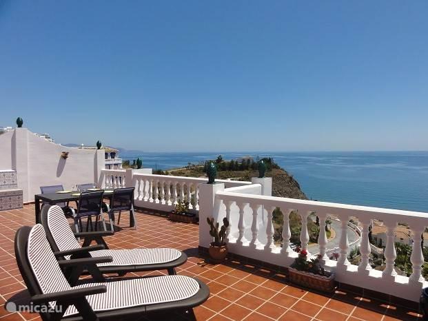 Vakantiehuis Spanje, Costa del Sol, Torrox-Costa - appartement Casa Likert