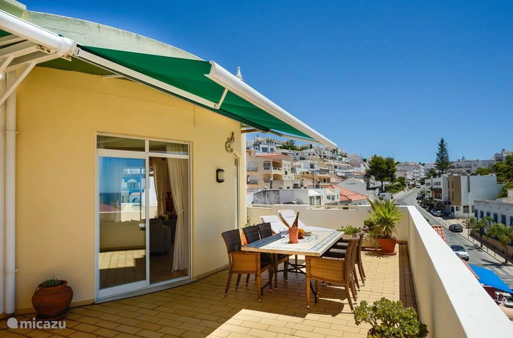Vakantiehuis Portugal, Algarve, Carvoeiro Appartement Casa Amarela