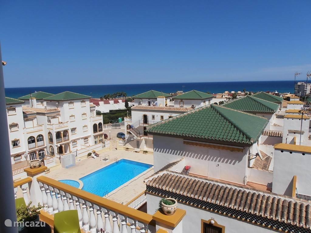 Vakantiehuis Spanje, Costa Blanca, Torrevieja appartement Appartement Molino Blanco