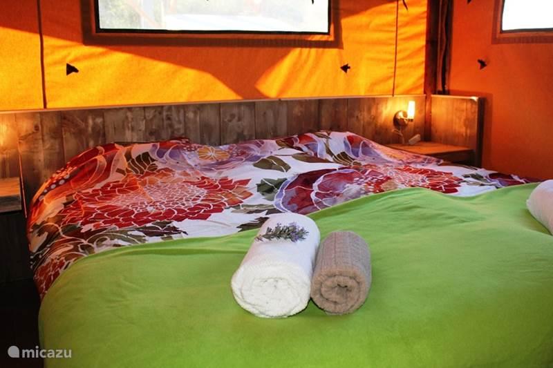 Vakantiehuis Portugal, Costa de Prata, Carvalhal Benfeito Glamping / Safaritent / Yurt Quinta Japonesa - Casa Ohashi