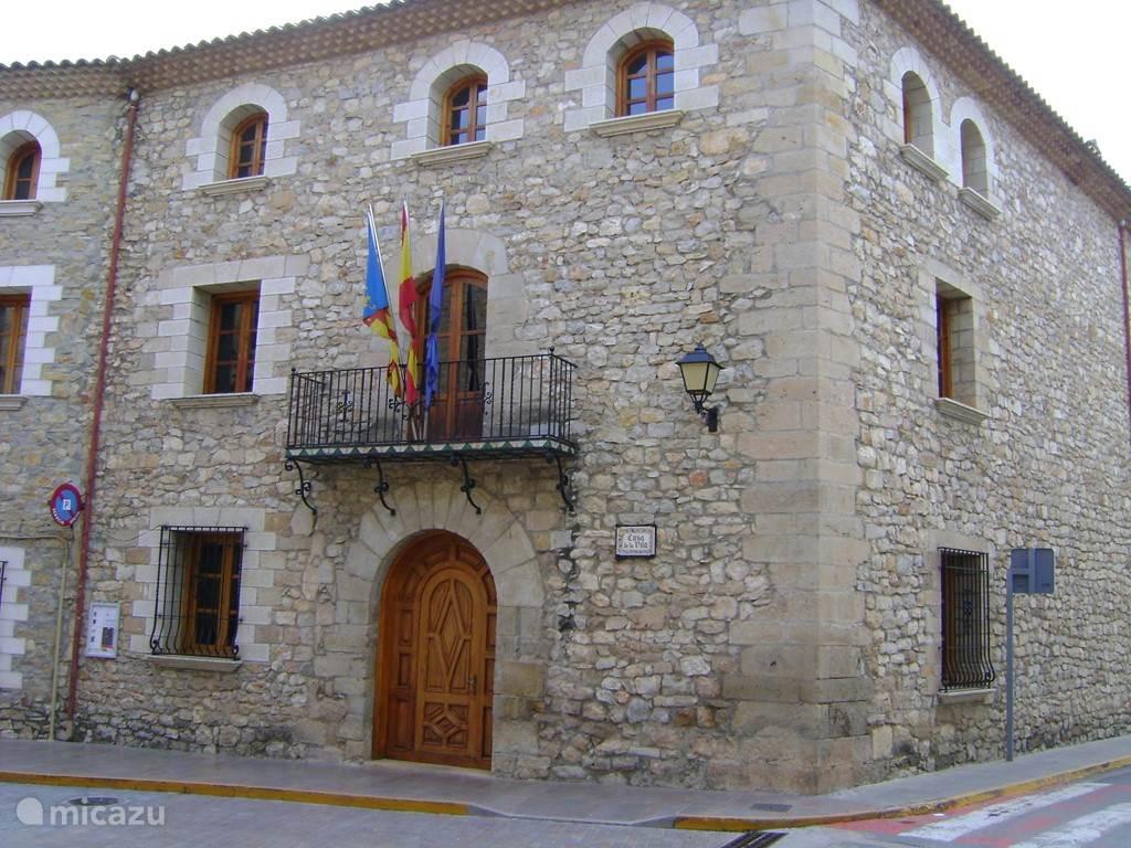 de streek ligt vol met dergelijke dorpjes, zoals Adzeneta del Maestrat