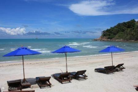 Vakantiehuis Thailand, Ko Samui – villa Grand Beach and Pool Villa