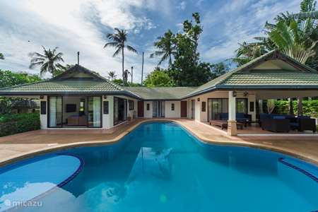 Ferienwohnung Thailand, Ko Samui, Koh Samui villa Grand Villa Beach Resort