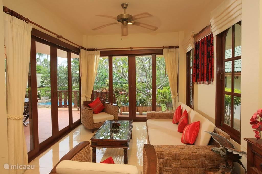 grnad villa inside