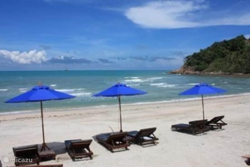 Vakantiehuis Thailand, Ko Samui, Koh Samui Villa Grand Villa in Beach resort