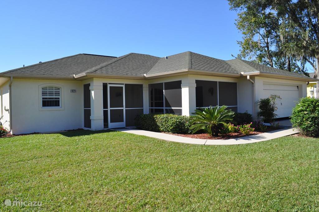 Vacation rental United States, Florida, Inverness villa Lakeside Villa