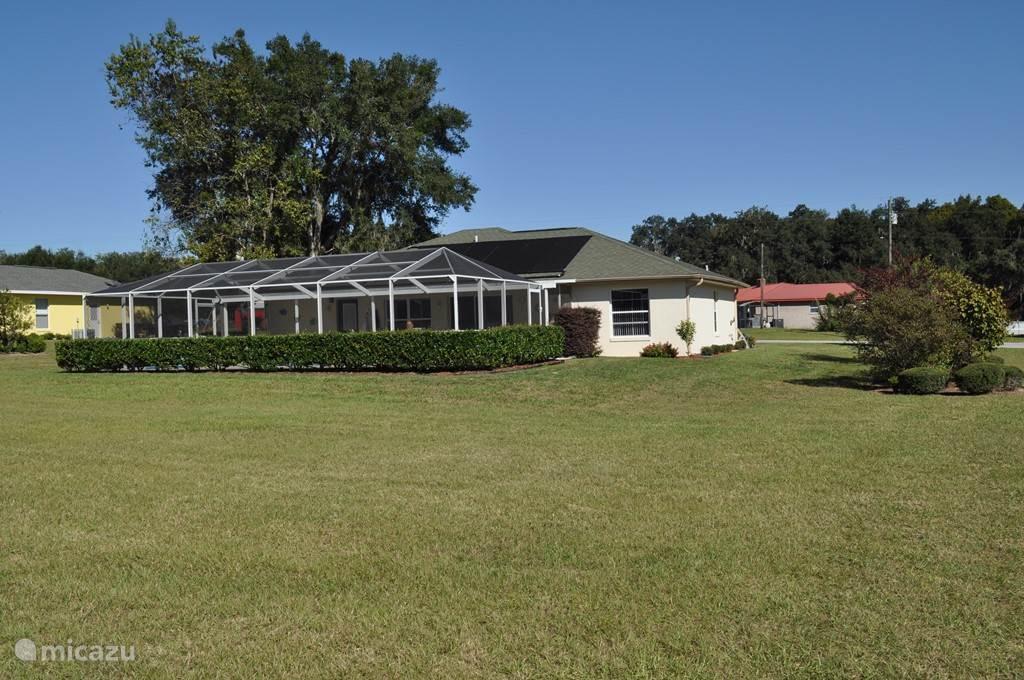 Vakantiehuis Verenigde Staten, Florida, Inverness Villa Lakeside Villa