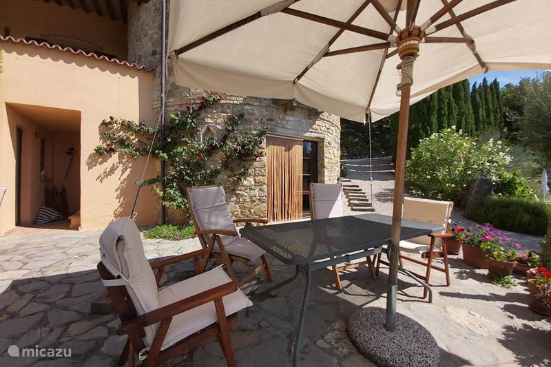 Vakantiehuis Italië, Umbrië, Lisciano Niccone Appartement Torre del Falco