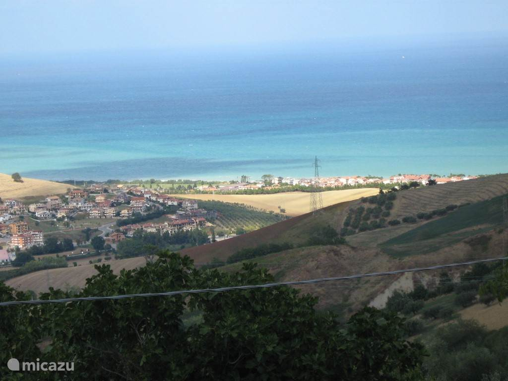 Vacation rental Italy, Abruzzo – apartment Residence Belpanorama