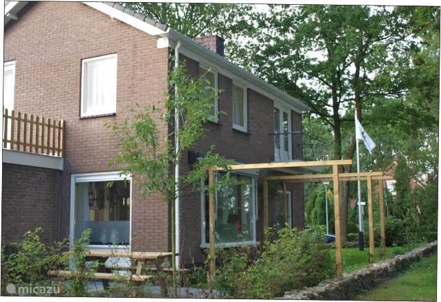 Vakantiehuis Nederland, Drenthe, Gasselte vakantiehuis Oops Huus
