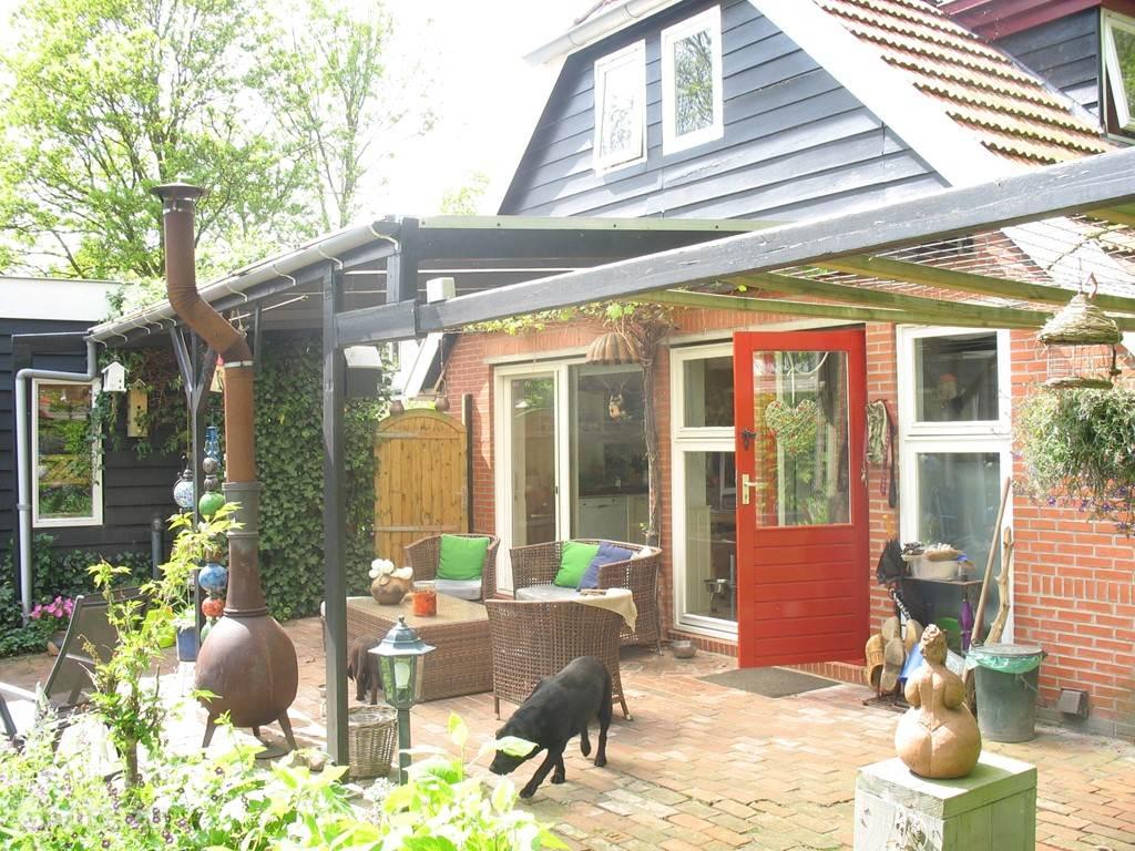 Vakantiehuis Nederland, Drenthe, Nieuw-Roden - boerderij De verre kijker