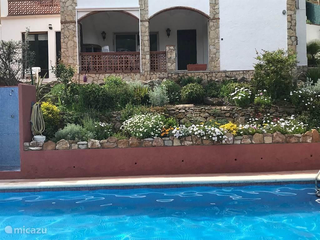 Vakantiehuis Spanje, Costa Brava, Begur Appartement Villa Genieten