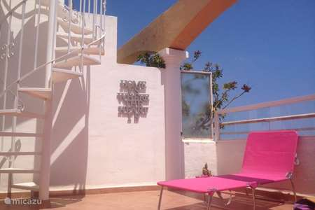 Vacation rental Spain, Costa Blanca, Calpe  penthouse Sol Ifach