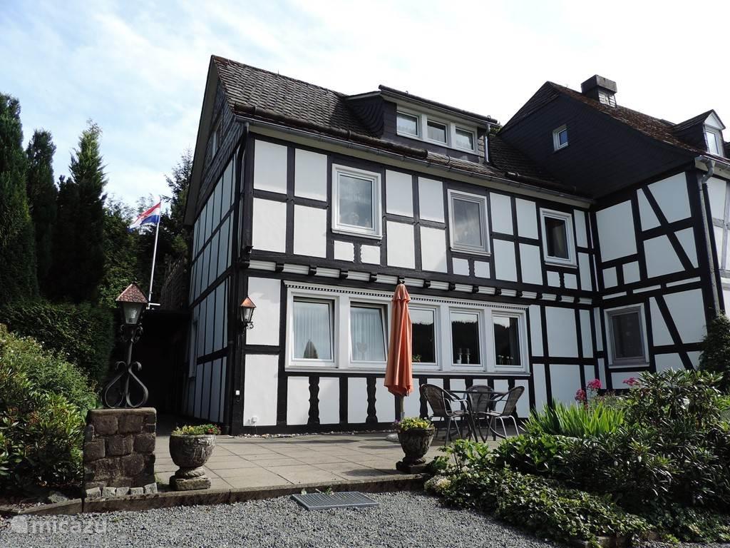 Vakantiehuis Duitsland, Sauerland, Winterberg Vakantiehuis In de oude herberg