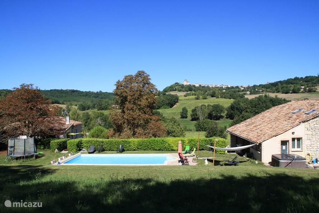 Vacation rental France, Midi-Pyrenees – holiday house La Perle du Lot